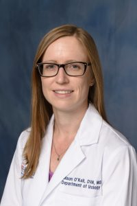 Allison O'Kell, DVM, MS