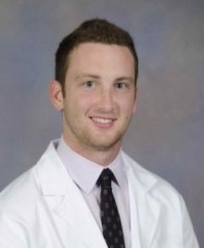 head shot of doctor Aaron F. Brafman
