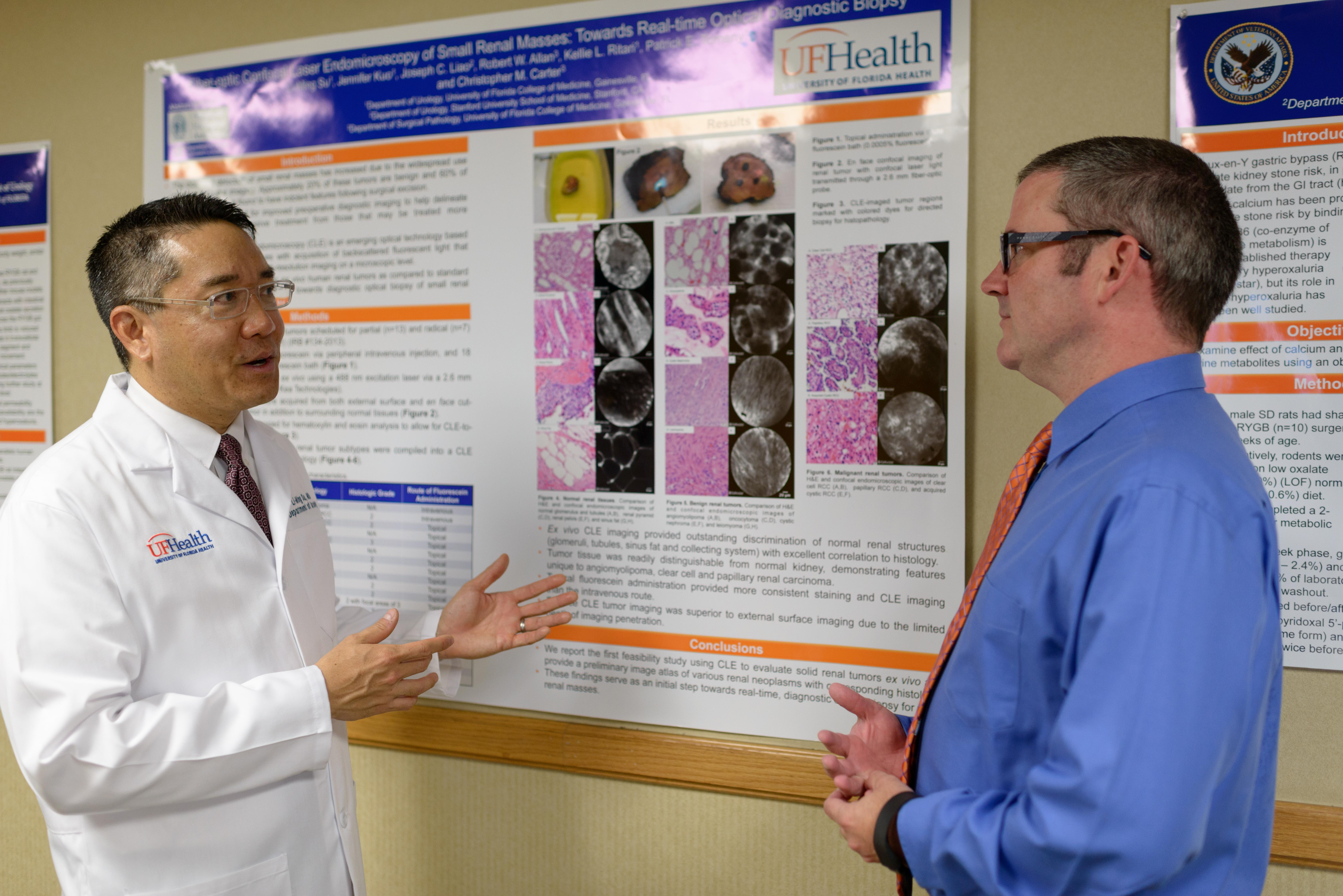 Dr. Li-Ming Su and Dr. Robert Allan