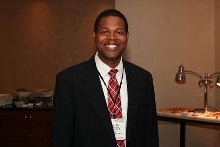 color photo of doctor Joseph Pugh