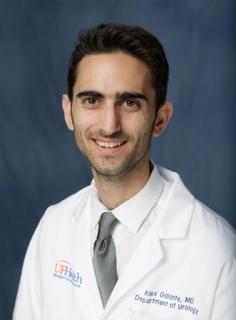 head shot of doctor Alexander Galante