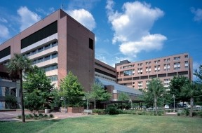 picutre of uf health north tower