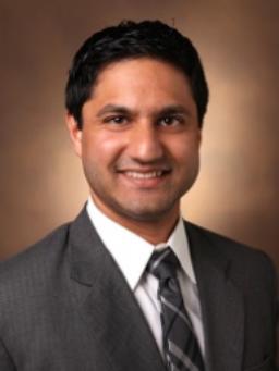 head shot of doctor Shreyas Joshi