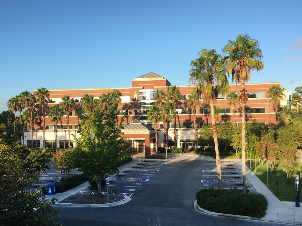 picture of UF medical plaza