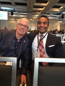 picture of drs stringer and gupta