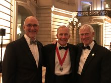 DR STRINGER AND OTHERS AT THE AUA