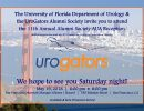 The University of Florida Department of Urology's 11th Annual UroGators Alumni Society AUA Reception
