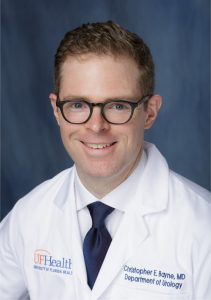 PICTURE OF DR BAYNE IN WHITE COAT