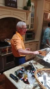 2018 Urology Resident Welcome BBQ