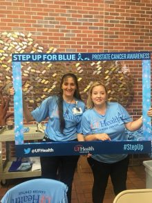 prostate cancer awareness event picstures