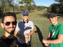 Resident Wellness - Golfing