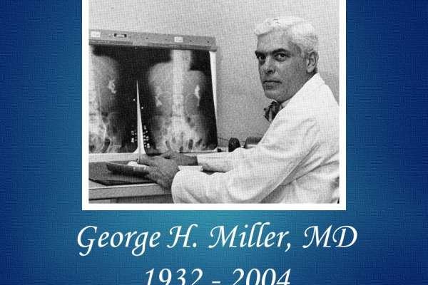 IN MEMORIAM GEORGE MILLER