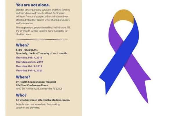 bladder cancer support group