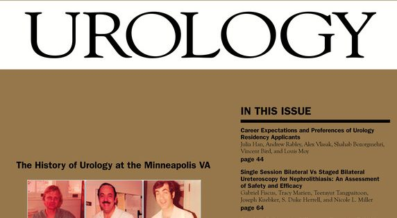 cover of Urology Magazine