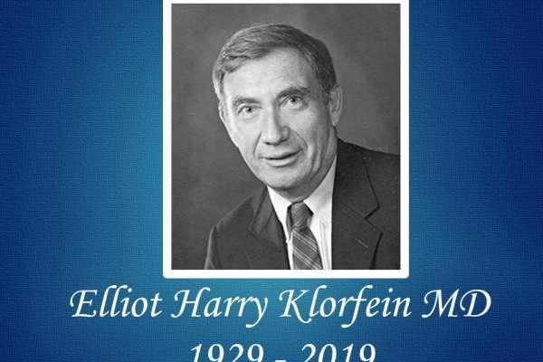 IN MEMORIAM picture of dr klorfein
