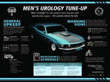 PICTURE OF MENS HEALTH FLYER IN ENGLISH