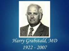 IN MEMORIAM DR GRABSTALD