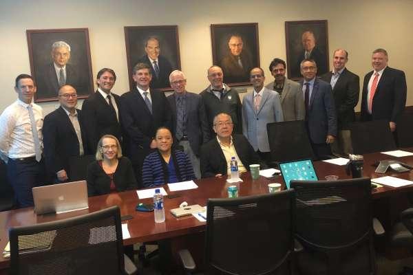 Florida Prostate Cancer Advisory Council members