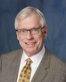 picture of dr tom stringer