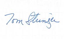 dr stringers signature