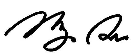 dr su's signature