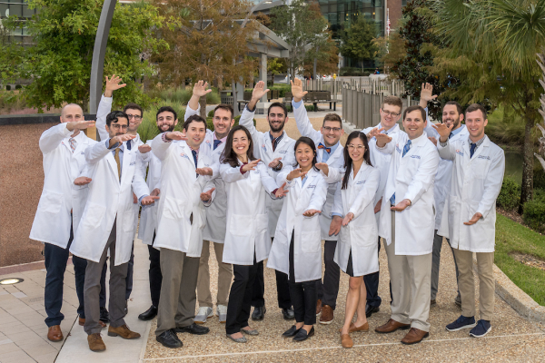2020 UROLOGY GROUP PHOTO