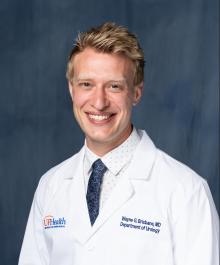 Doctor Brisbane white coat professional pic